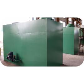 辽阳铧子洗煤厂小型除尘脱硫工程