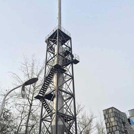 西安工程除尘脱硫一体化塔